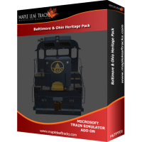 Baltimore & Ohio Heritage Pack