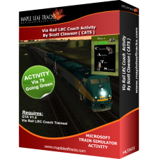 Via Rail 79 Going Green Activity