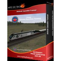 Amtrak Cascades Train Set