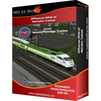 Metrolinx GO Trainset #1