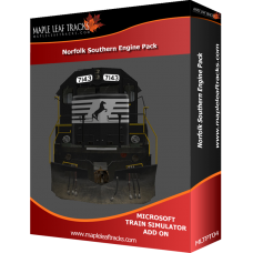 Norfolk Southern Engine Pack