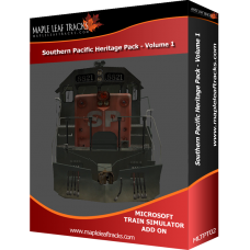 Southern Pacific Heritage Pack - Volume 1