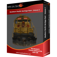 Southern Pacific Heritage Pack - Volume 2
