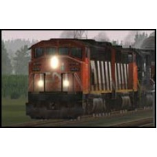 CN SD60F Freeware Release