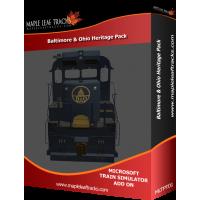 Baltimore & Ohio Heritage Pack