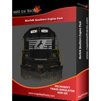 Norfolk Southern Engine Pack